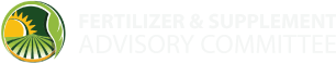 Fertilizer & Supplement Advisory Committee Logo